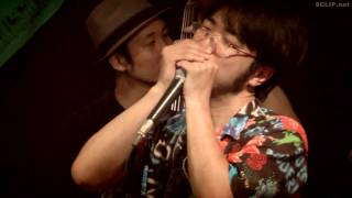友金まゆみ2011/07/07横浜LafuAndSting Jam Session feat. 平松 悟 Part II