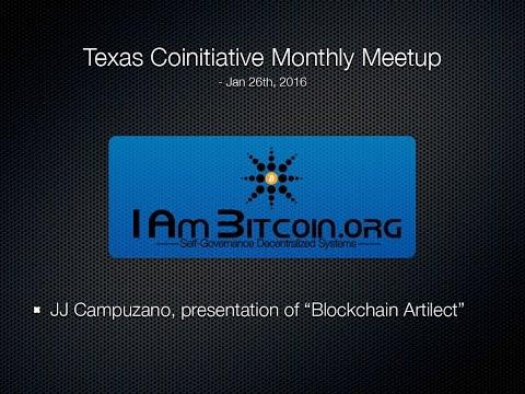 Blockchain Artilect, by JJ Campuzano