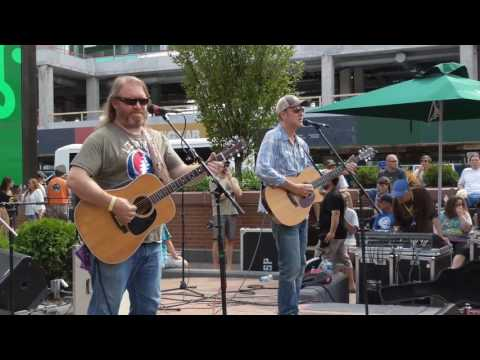 Mr. Blotto at The Park at Wrigley Field (pre Dead Co) July 1, 2017 Work on Sunday