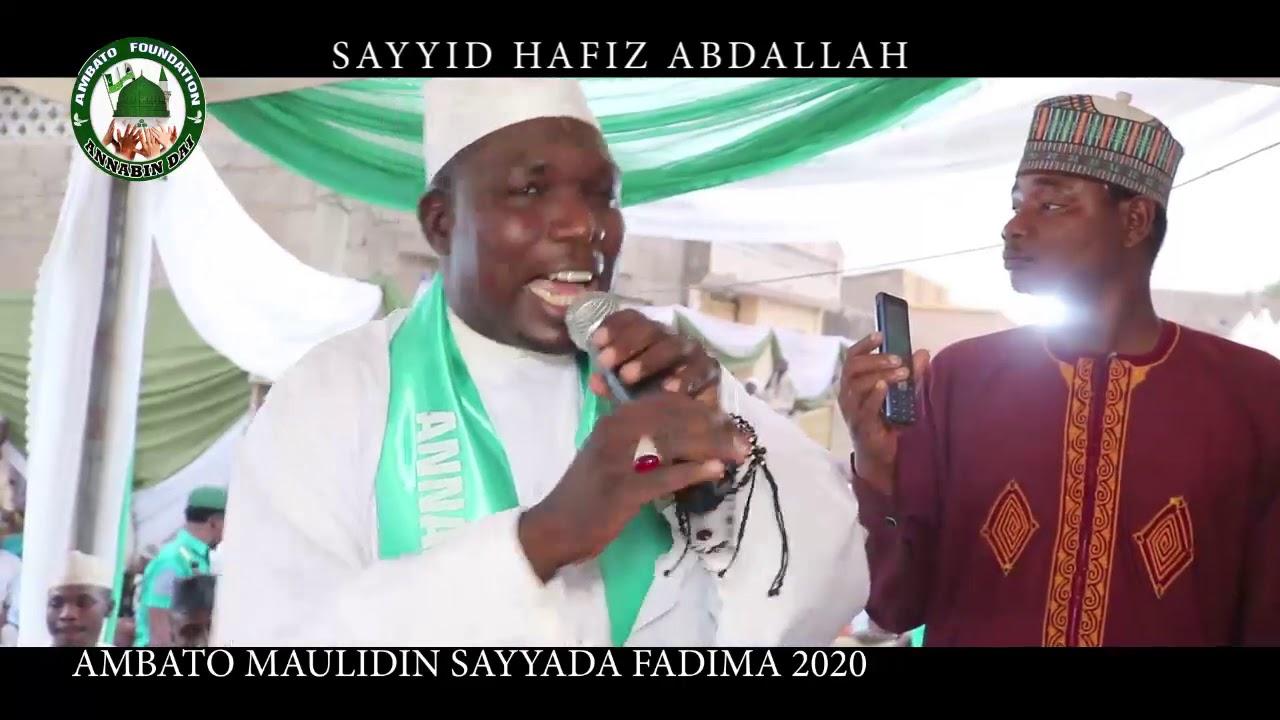 Download Saqon Hafiz Abdallah Ambato na musamman zuwaga zindiqai