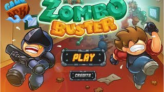 Zombo Buster Level1-10 Walkthrough