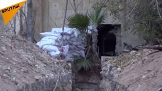 شاهد بالفيديو والصور...كيف أنقذ الجيش السوري محطة سليمان الحلبي