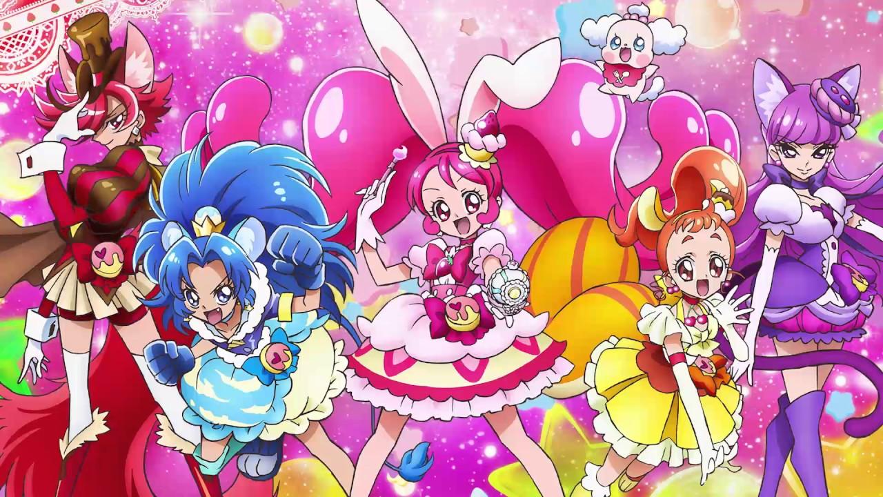 How To Make Anime Wallpaper 【キラキラ☆プリキュアアラモード】はじめてのdvd全編大公開〜1話をみてdvdゲットキャンペーン〜 Youtube