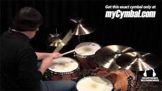 "Sabian 20"" AA Raw Bell Crash Cymbal (2200772-1012314S)"