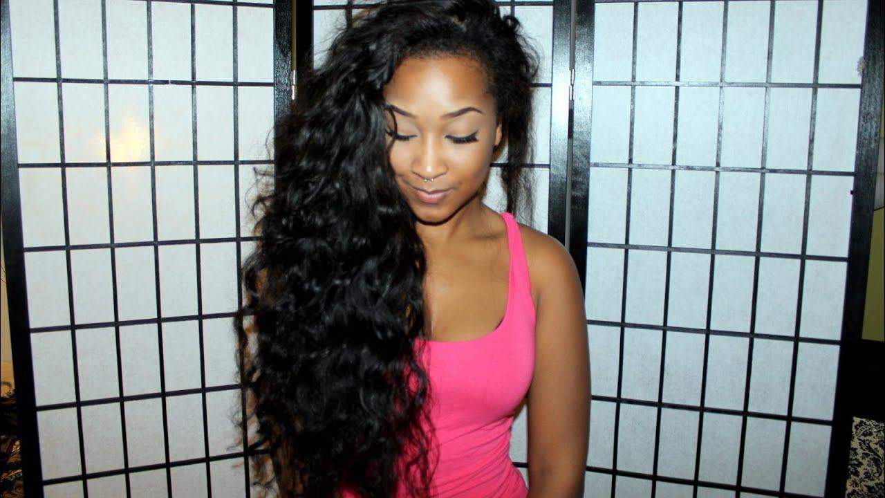 natural beauty hair boutique brazilian loose wave final review