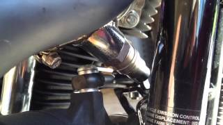 Vance & Hines SHORTSHOT exhaust install