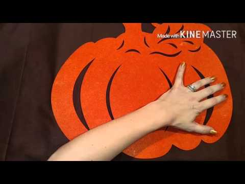 Create a Fall Wall Decor Piece with AmandaKCrafts