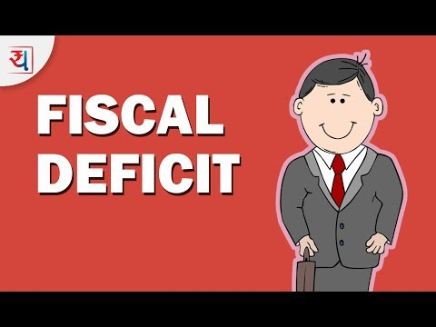 What is Fiscal Deficit - Explained with Example? | Fiscal vs Revenue vs Primary Deficit