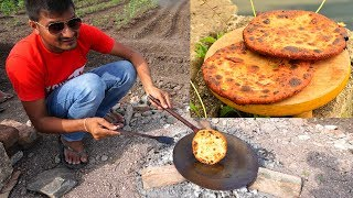 Delhi Street Food Aloo Paratha With a Big Twist