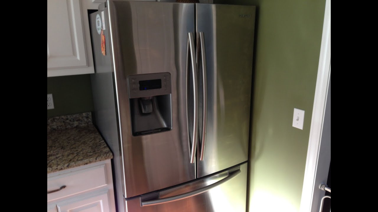 Samsung Refrigerator Review - Samsung Rf268 Review