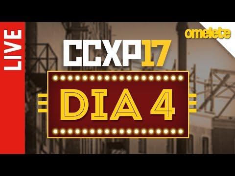 Universo DC, Jogador Nº1 e Will Smith na CCXP  | AO VIVO