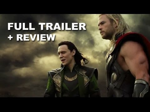 Thor The Dark World Official Trailer 2 + Trailer Review : HD PLUS
