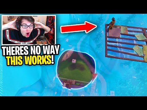 I have to build a skybase in SEASON 9 to win... (Season 1 Memes are back)