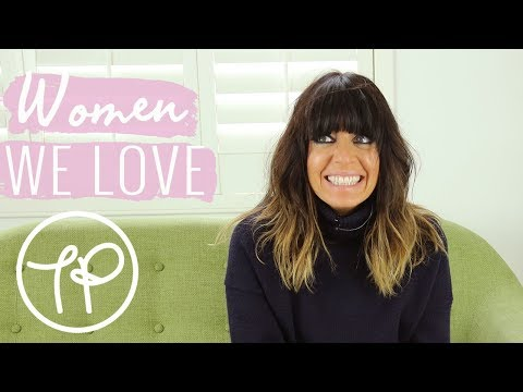 Claudia Winkleman | 5 Things You Didn't Know About Me | Women We Love | The Pool