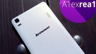 Lenovo K3 Note полный и детальный обзор mtk 6752 Android 5.0, 4G LTE, review