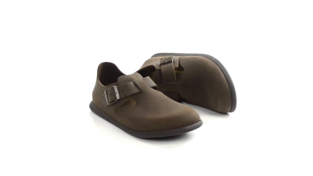 6f862e1abf5 Birkenstock London Shoes with Buckle Straps (For Men and Women ...