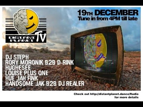 Distant Planet TV - Broadcast #2 19th Dec 2015 www.distantpl