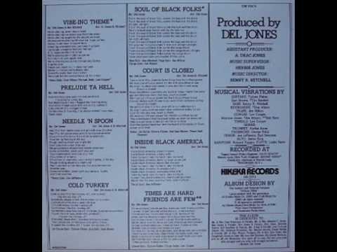 Del Jones - Soul Of Black Folk