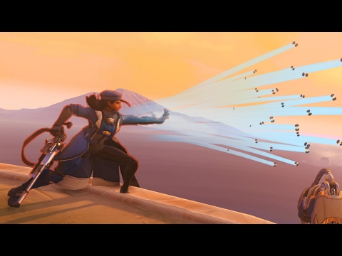 OVERWATCH NO COOLDOWNS 500% ULT CHARGE 3v3 CUSTOM GAMES