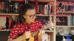 Cynka - All I Want For Christmas Is You (Mariah Carey Cover)... Or Is It?