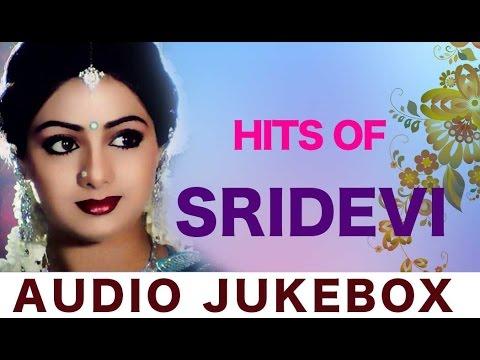 Top 10 songs of Sridevi | Audio Jukebox | Tribute to Sridevi | Telugu | HD Audio Songs