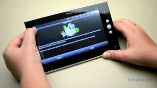 SimplíssimoLivros - Série Tablets - Tablet Phaser Kinno PC-719