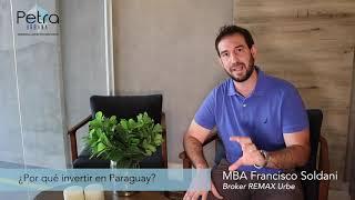 ¿Por qué invertir en Paraguay?