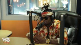 Diamond Platnumz -STAR FM INTERVIEW (ZIMBABWE)