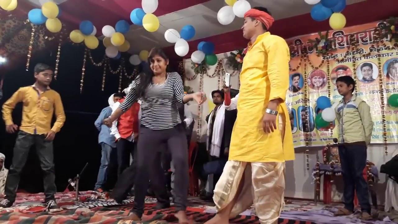Saali sata Na bhojpuri dance performance