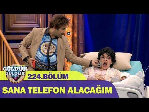 Güldür Güldür Show 224.Bölüm | Sana Telefon Alacağım - Hastane