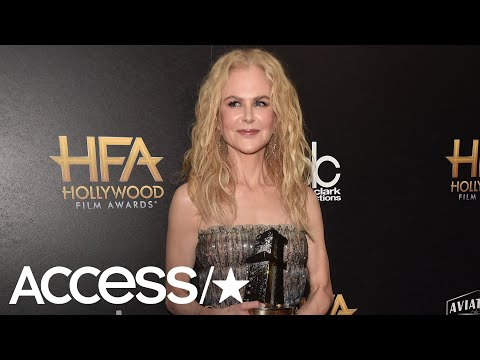 Nicole Kidman Opens Up About Her Adopted Children With Tom Cruise & Their Choice To Join Scientology