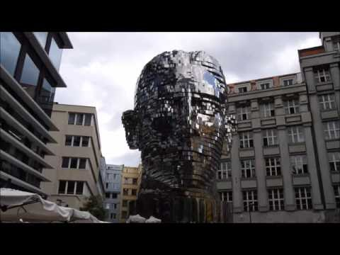 Metamorphosis - The Franz Kafka Head Statue in Prague