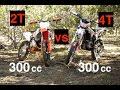 watch he video of 2 Stroke vs 4 Stroke - 300 vs 300 - The Ride - Episode 240