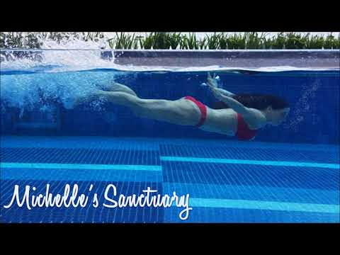 Floating Guided Meditation and Visualization For Sleep: Embrace Fluidity (Water, Ocean Sounds)