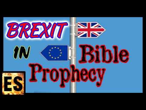 The Brexit in Bible Prophecy