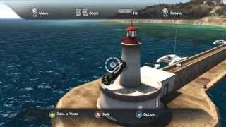 "TDU2 - Jump Intrusion ""Ibiza : LightHouse (Piazza Sa Riba) """