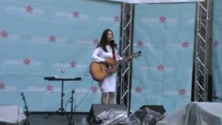 Japan Day NYC 05-13-2018: Kana Uemura - Kiseki