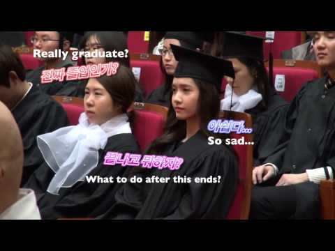 Funny moments on YOONA