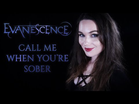 evanescence---call-me-when-you're-sober---vocal-cover-by-ellie-kamphuis
