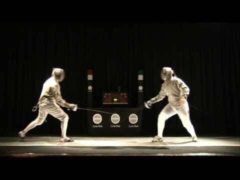 Learn Fencing - Instructional Fencing DVD for Beginners - Foil, Epee and Sabre Lessons