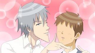 TVアニメ「学園ハンサム」 第1話「薔薇門高校へようこそ」