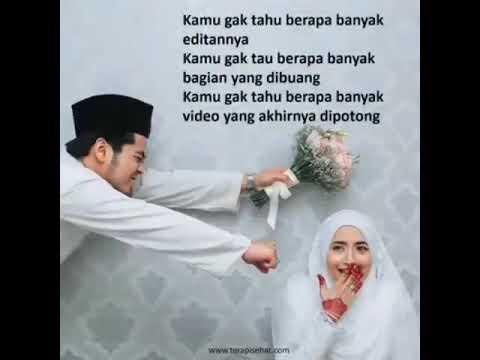 Pernikahan Itu Komitmen Seumur Hidup