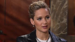 Watch Jennifer Lawrence Gush Over 'So Hot' Timothee Chalamet! (Exclusive)