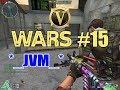 Dumayo si JVM Samin: Crossfire VIP Wars FACTORY Gameplay #15