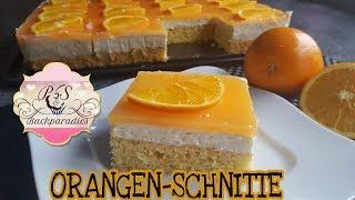 ORANGEN-SCHNITTE ♥ P&S Backparadies