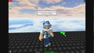 Lightning Bolt Sword - ROBLOX Gear Review!