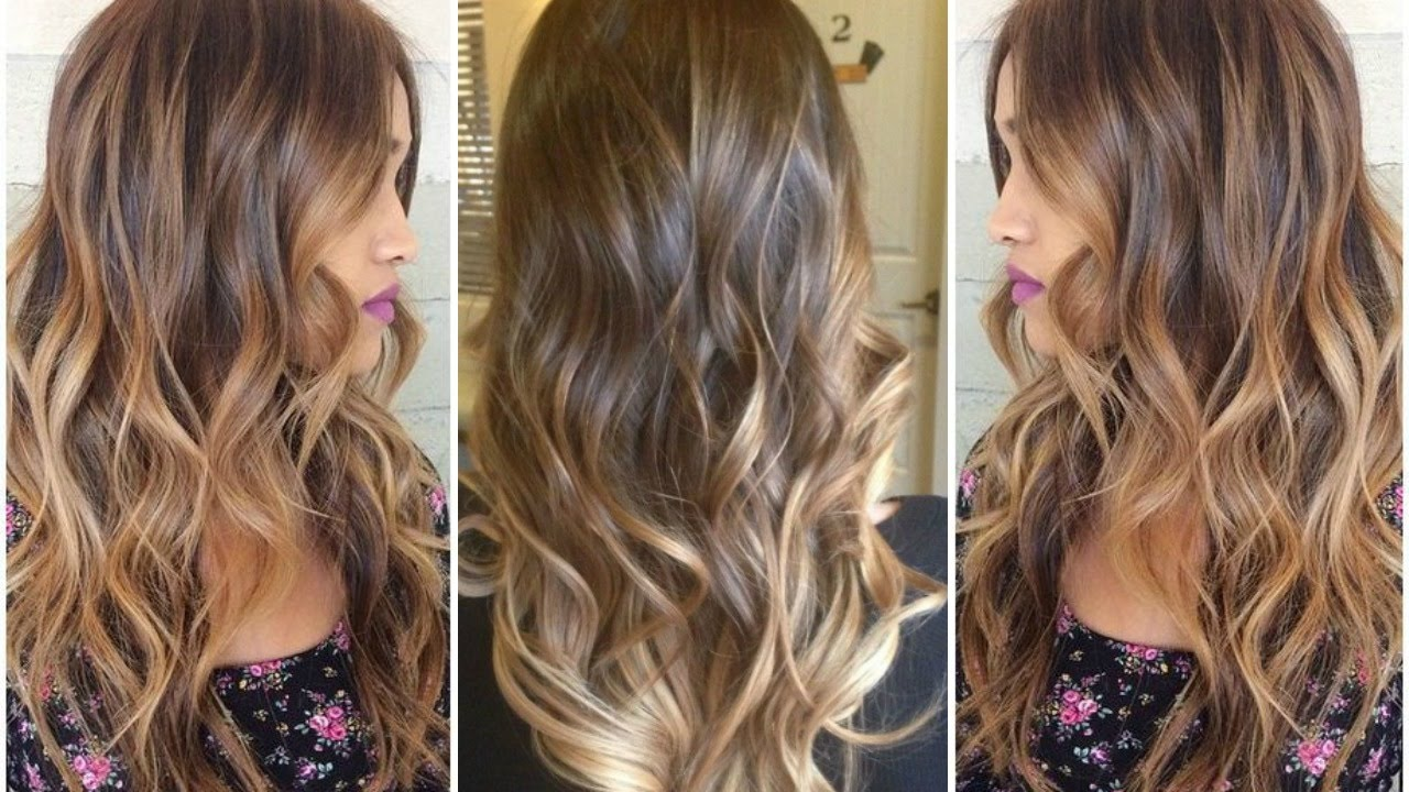 cortes de pelo largo peinados mujer hair fashion hairstyles youtube