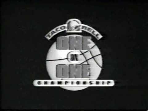 There was supposed to be a 1-on-1 match of Hakeem vs. Shaq back in 1995 televised on Pay-per-view. Unfortunately, the match-up never happened due to a last minute injury to Olajuwon.