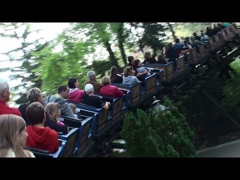 "Alpenexpress ""Enzian"" Onride im Europa-Park Rust (full HD)"