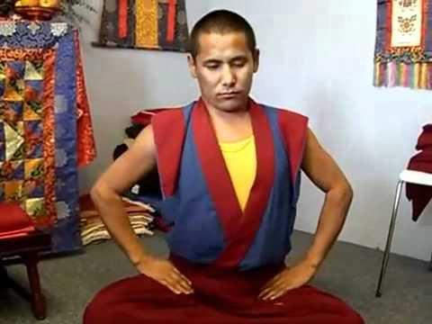 3 Практика Цалунг в исполнении Lama Yong Tong Tenzin